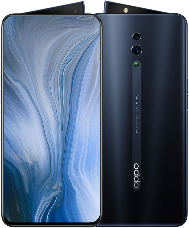 Смартфон OPPO Reno 6/256 Gb Black