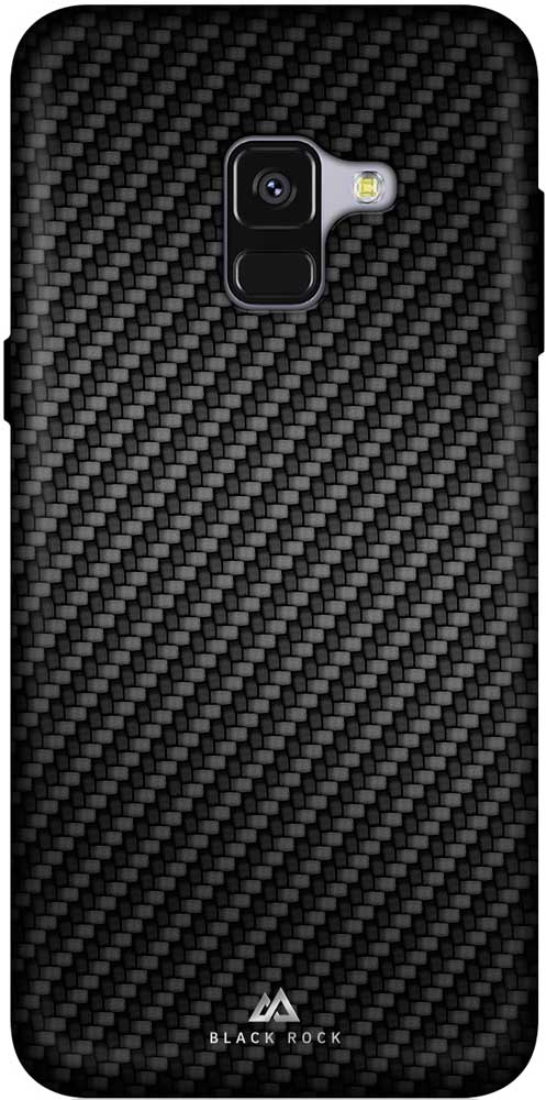 Клип-кейс Black Rock Samsung Galaxy A8 карбон Black samsung ml2150d8 black