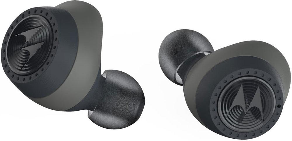 Беспроводные наушники с микрофоном Motorola TWS Verve Buds 200 Black фото