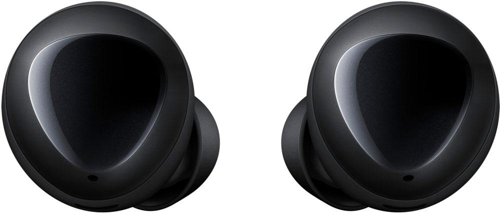 Купить со скидкой Беспроводные наушники с микрофоном Samsung Galaxy Buds Black (SM-R170NZKASER)