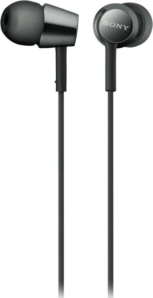 Наушники Sony MDR-EX155B Black MDREX155B