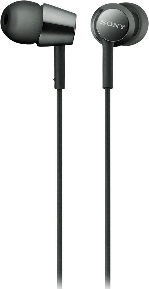 Наушники Sony MDR-EX155B Black фото