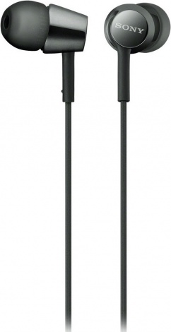 Наушники Sony MDR-EX155B Black - цена на Наушники Sony MDR-EX155B ... ab334593f4d94