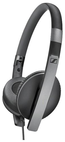 Наушники с микрофоном Sennheiser HD 2.30I накладные black sennheiser hd 4 30i black