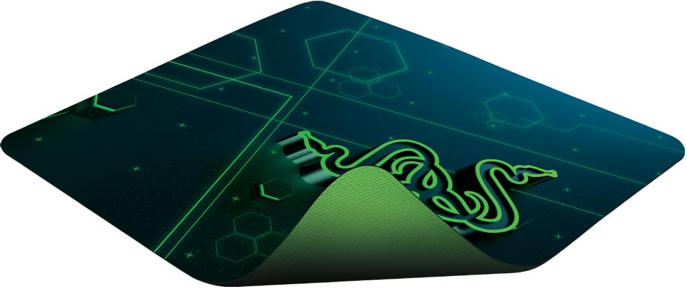 Коврик Razer Goliathus Mobile Small игровой Black/Green фото 3