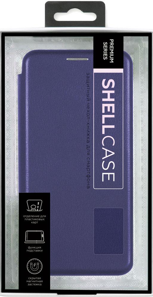 Чехол-книжка Smarterra, Huawei P30 Pro ShellCase Purple, чехол-книжка, 0313-7935  - купить со скидкой
