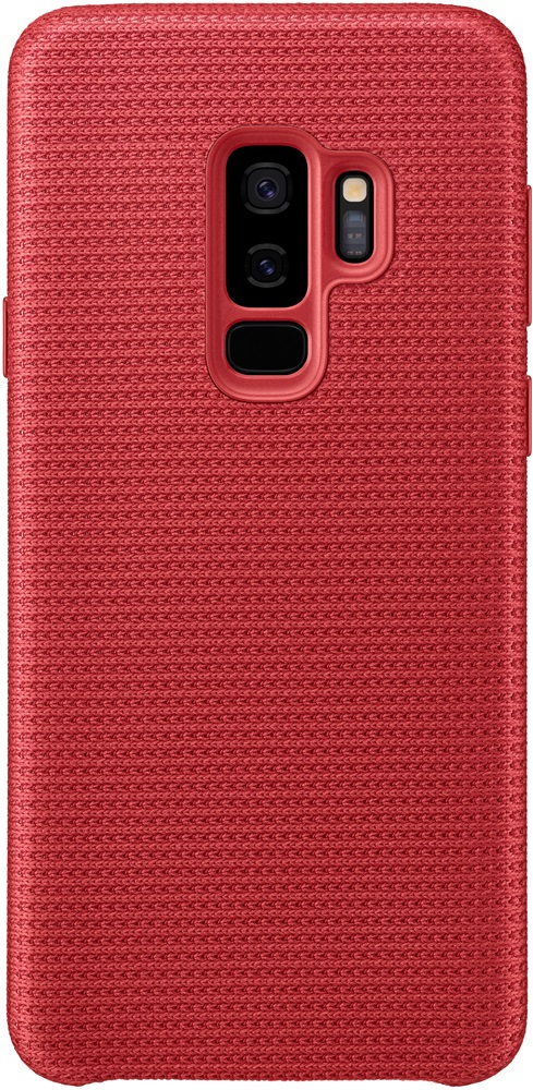 Клип-кейс Samsung Galaxy S9 Plus Hyperknit Cover Red клип кейс samsung galaxy s9 plus silicone cover grey