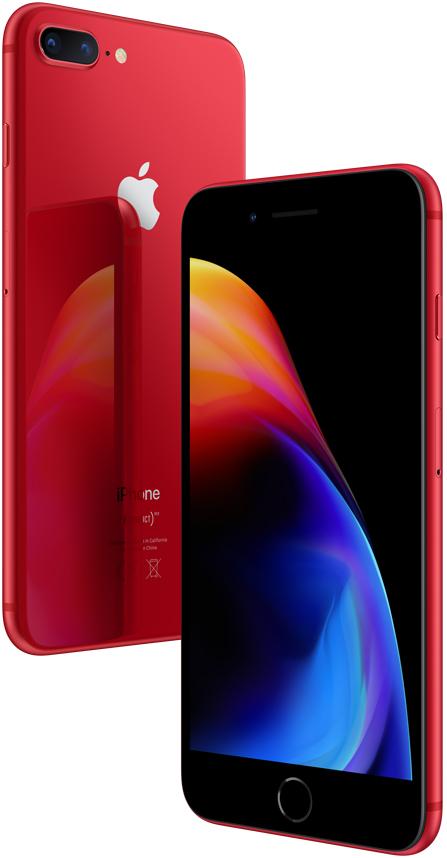 Смартфон Apple iPhone 8 plus 256Gb (PRODUCT)Red