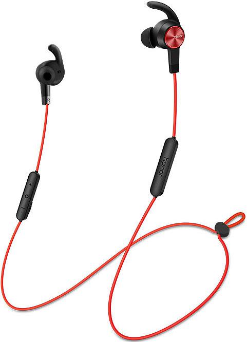 Беспроводные наушники с микрофоном Huawei Sport AM61 Red фото