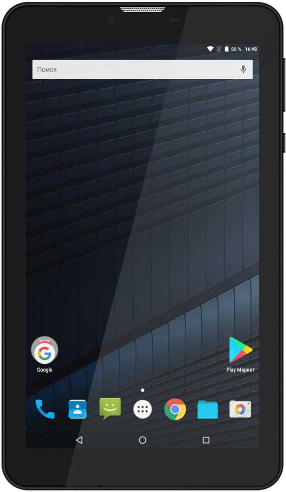"Планшет Vertex Tab 3G 7-2 7"" 8Gb 3G Black цена"