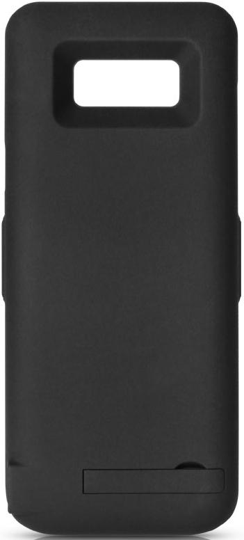 Чехол-аккумулятор DF sBattery-21 Samsung S8 Plus 6500 mAh slim Black