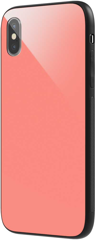 Клип-кейс Vipe Glass Apple iPhone X прямоугольный Pink клип кейс vipe glass apple iphone х прямоугольный red