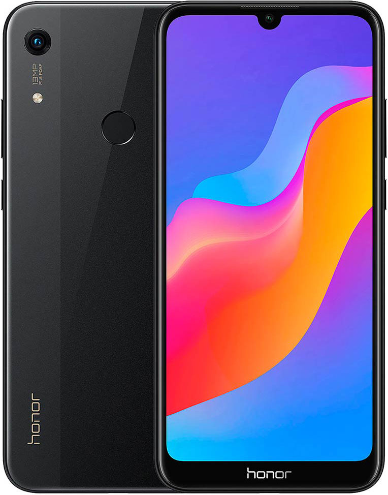 Смартфон Honor 8A 2/32Gb Black фото