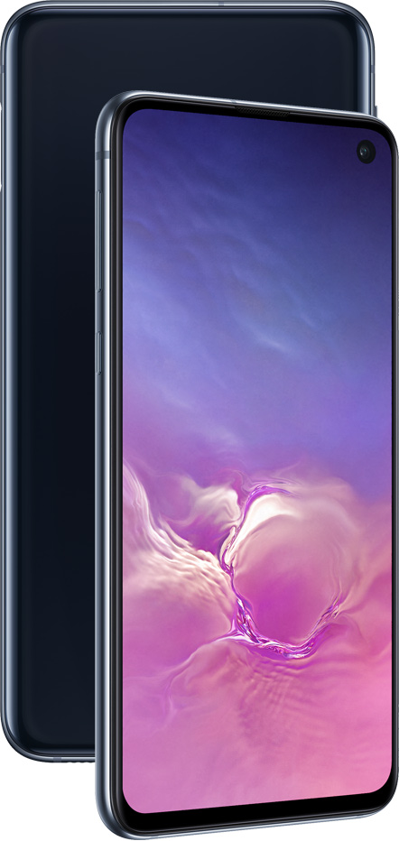 Смартфон Samsung Galaxy S10e G970 6/128Gb Оникс