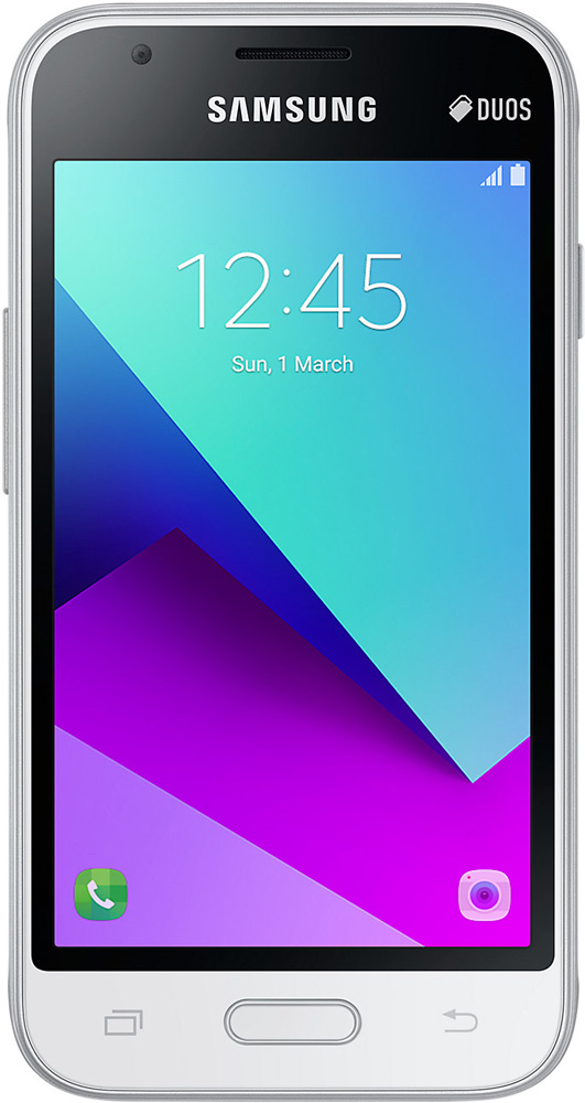 Смартфон Samsung Galaxy J1 mini Prime (2016) White mak highlands 8x19 5x108 d63 4 et45 gun met mirror face