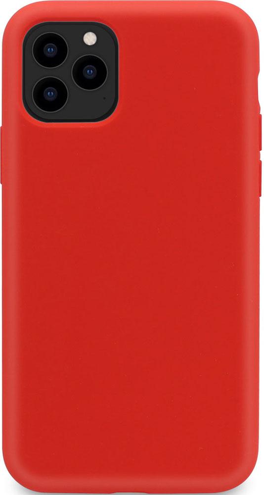 Клип-кейс DYP, Gum iPhone 11 Pro liquid силикон Red, клип-кейс, Силикон, 0313-8064  - купить со скидкой