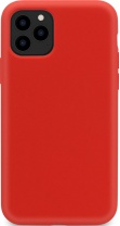 фото Клип-кейс DYP Gum iPhone 11 Pro liquid силикон Red