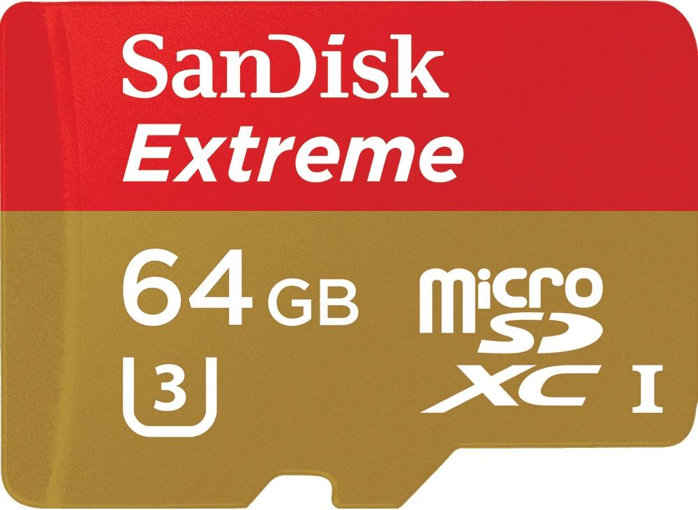 Карта памяти MicroSDHC SanDisk от МТС