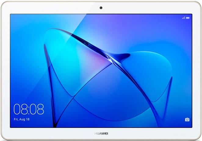 Планшет Huawei MediaPad 9,6 T3 10 16Gb LTE Gоld huawei mediapad t3 lte 10 16gb [ags l09] gold huawei