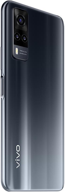 Смартфон Vivo Y31 4/64Gb Black фото 2