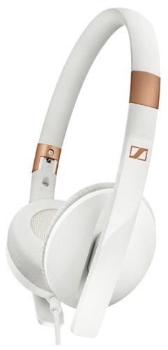 Наушники с микрофоном Sennheiser HD 2.30I накладные white цена и фото