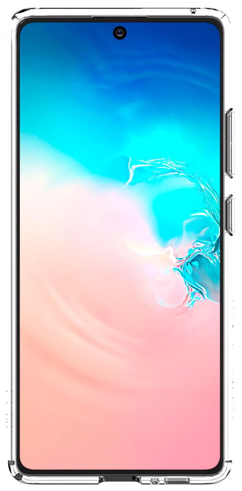 Клип-кейс Araree Samsung Galaxy S10 Lite прозрачный (GP-FPG770KDATR) фото
