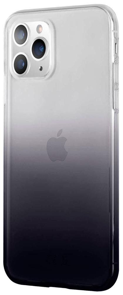 Клип-кейс Hardiz iPhone 11 Pro прозрачный градиент Black фото