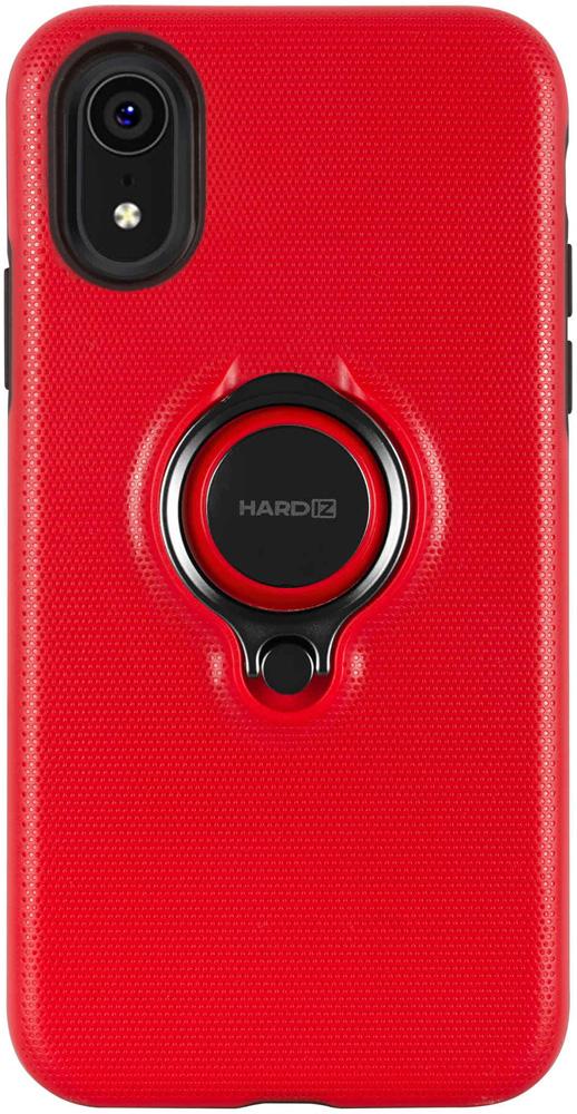 Клип-кейс Hardiz Apple iPhone XR Urban с кольцом Red