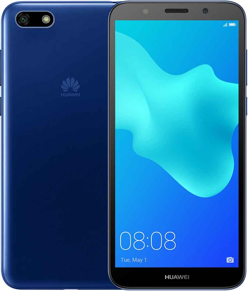 Смартфон Huawei Y5 Prime 2018 16Gb Blue