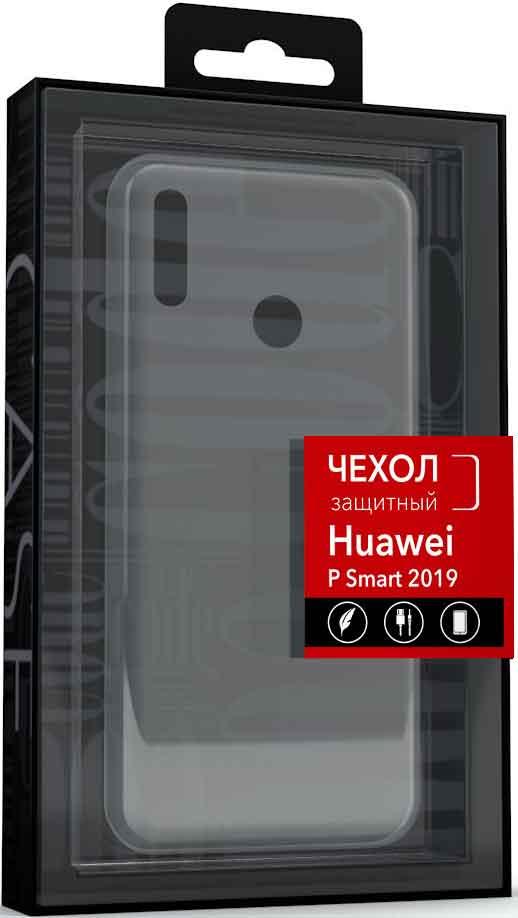 Клип-кейс Code Huawei P Smart 2019 прозрачный клип кейс inoi prism для huawei p smart 2019 серебристый