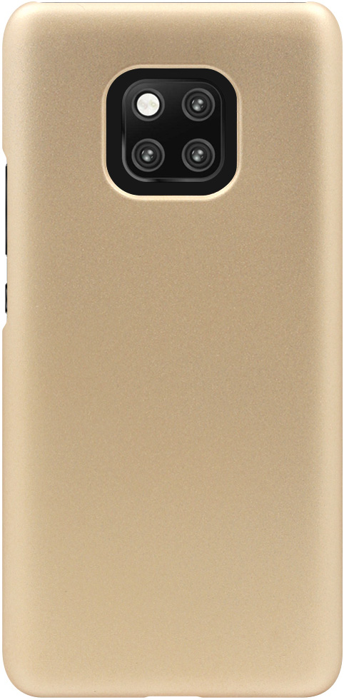 Клип-кейс DYP Huawei Mate 20 Pro пластик Gold