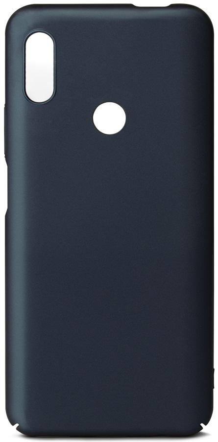 Клип-кейс Gresso Honor 8A пластик Black