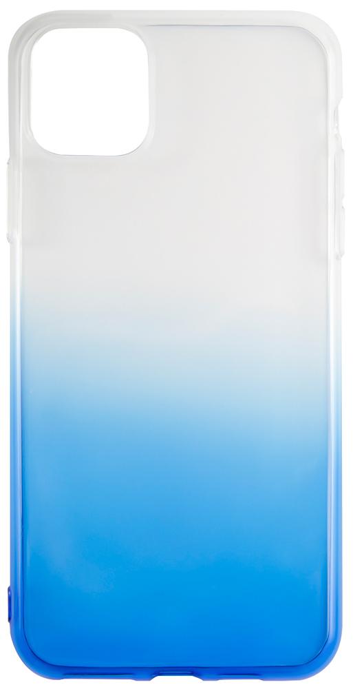 Клип-кейс RedLine iBox iPhone 11 Pro прозрачный градиент Blue фото