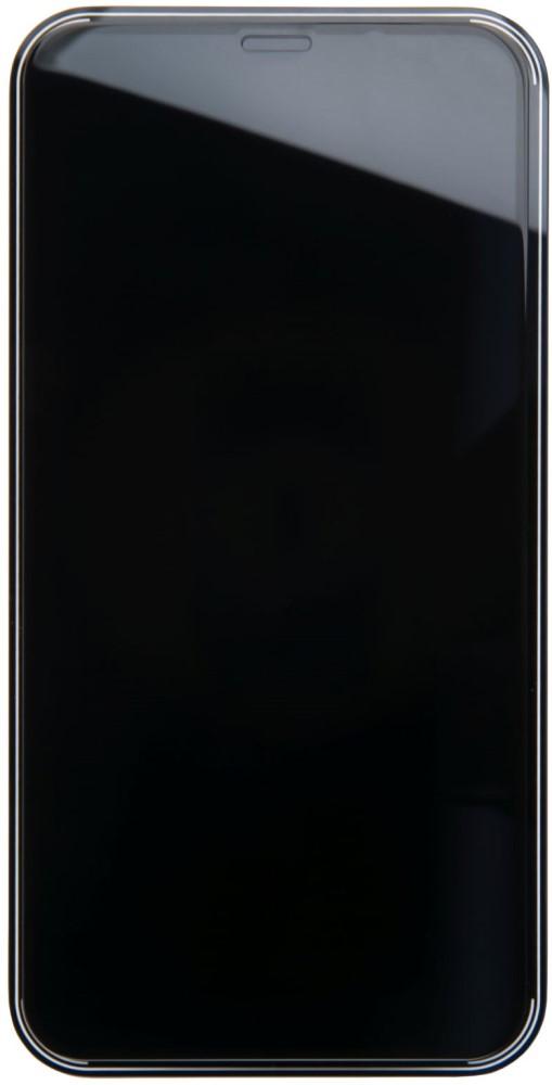 Стекло защитное RedLine Corning iPhone 11 Pro 2.5D черная рамка стекло защитное redline iphone 11 pro 3d silicone frame черная рамка
