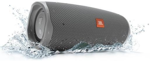 Портативная акустическая система JBL Charge 4 Grey фото