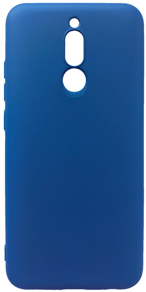 Клип-кейс OxyFashion Xiaomi Redmi 8 Blue фото