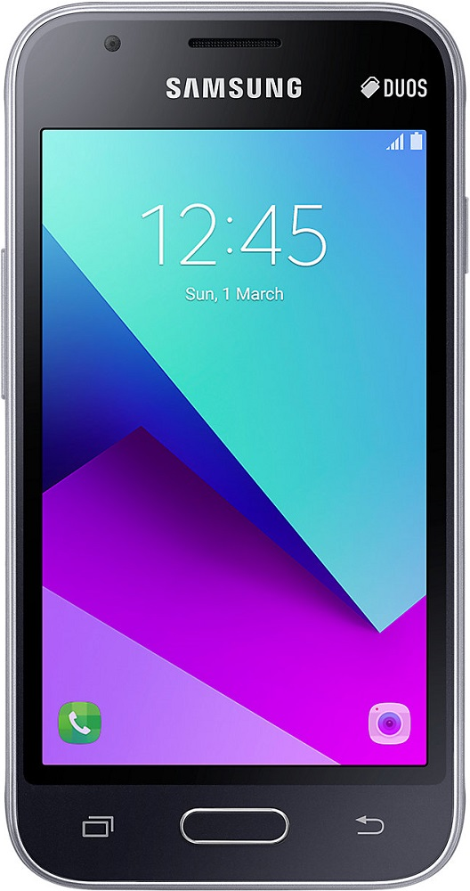 Смартфон Samsung Galaxy J1 mini Prime (2016) Black картаев павел samsung galaxy j3 prime