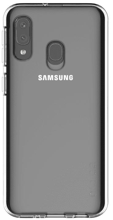 Клип-кейс Araree Galaxy A40 GP-FPA405KDA прозрачный чехол araree gp fpa405kda для samsung galaxy a40 прозрачный