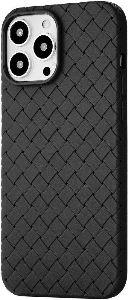 Клип-кейс uBear iPhone 13 pro max Twist Case Black фото 2