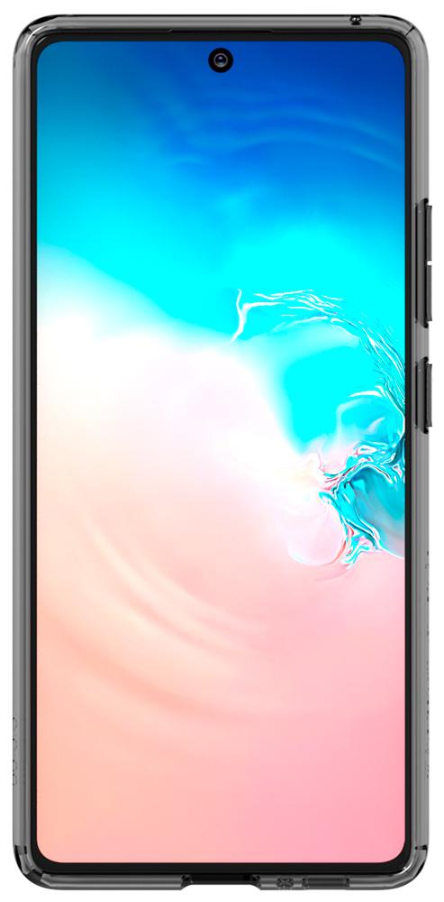 Клип-кейс Araree Samsung Galaxy S10 Lite Black (GP-FPG770KDABR) фото