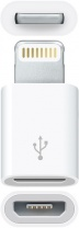 фото Адаптер Apple Lightning to Micro USB Adapter White