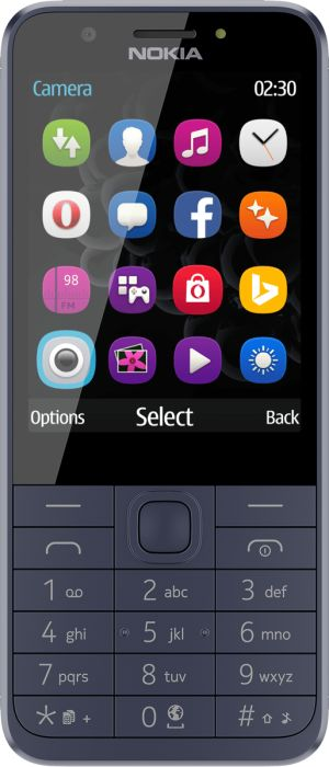 Мобильный телефон Nokia 230 Dual sim Blue фото