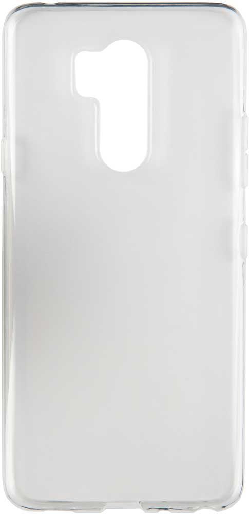 Клип-кейс Vox LG Q Stylus Plus прозрачный цена и фото