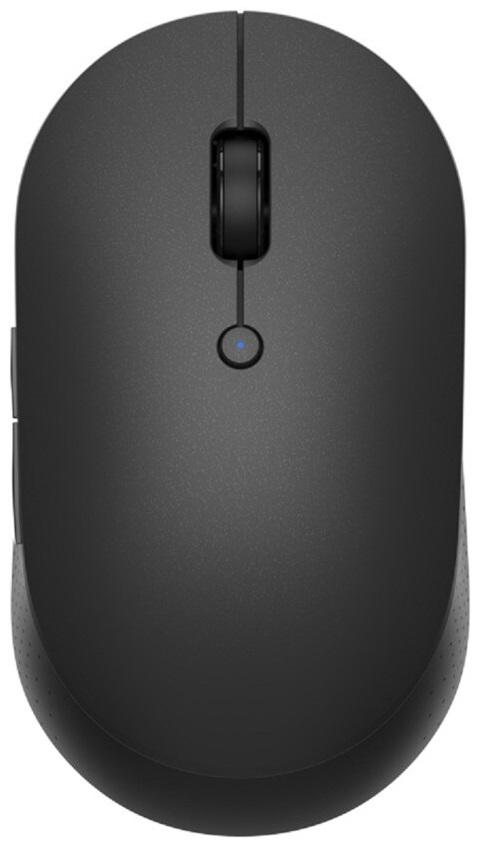 Мышь беспроводная Xiaomi Mi Dual Mode Wireless Mouse Silent Edition Black фото