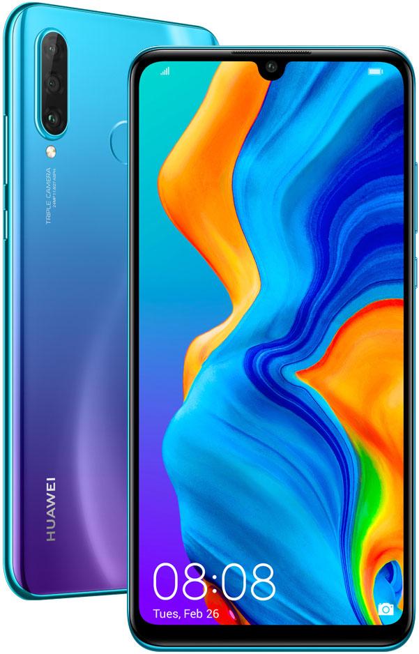 Смартфон Huawei P30 Lite 6/256Gb Blue