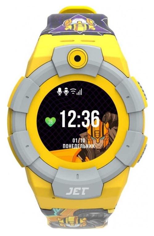 Детские часы Jet Kid Bumblebee Yellow фото