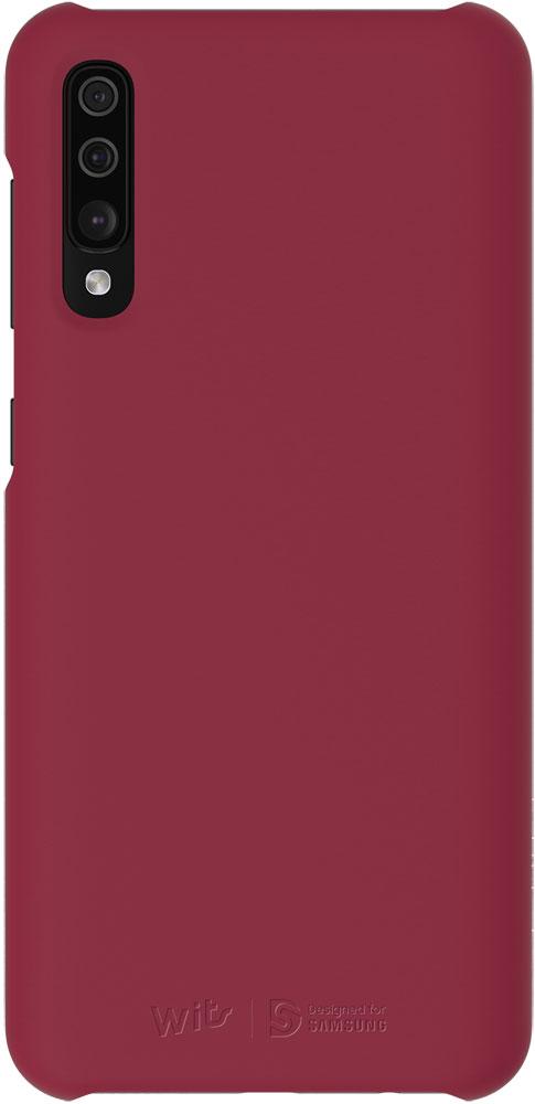Клип-кейс WITS Samsung Galaxy A50 GP-FPA505WSB Wine