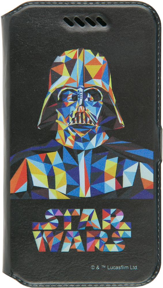 Чехол-книжка Disney универсальный до 5 принт Star Wars №17
