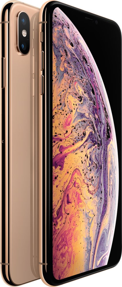 Смартфон Apple iPhone XS Max 64Gb Gold (Золотой) фото