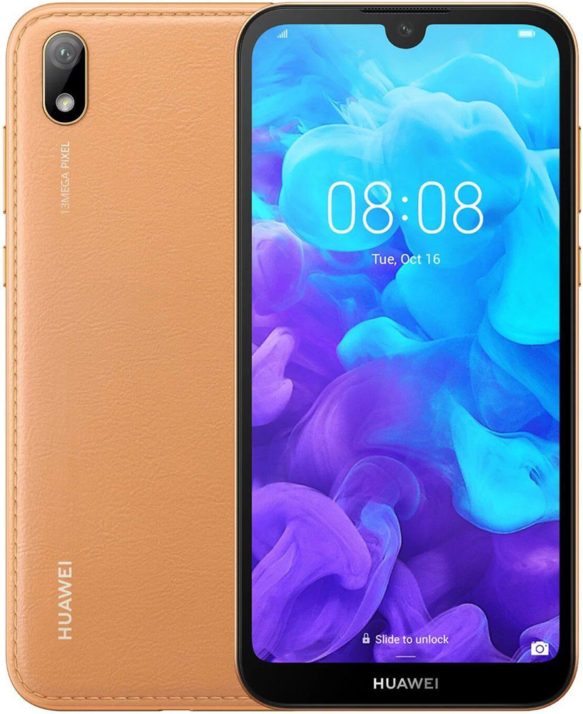 Смартфон Huawei Y5 2019 2/32Gb Brown фото